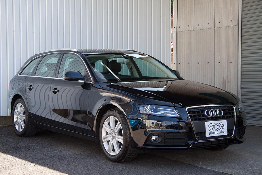 22年 AUDI A4 AVANT 1.8T SEパッケージ 41000㎞ 車検2年付き 108万円