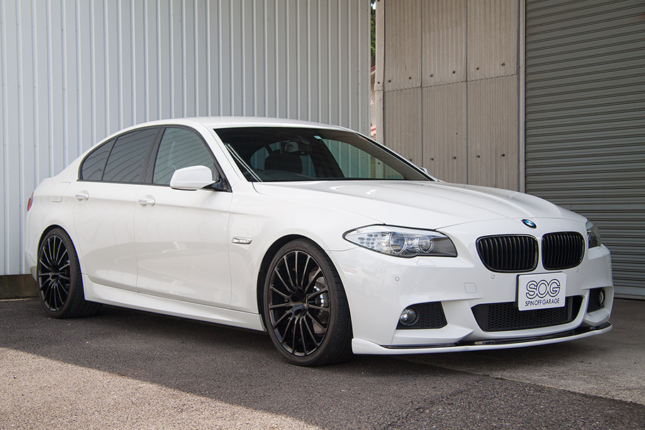 H22年 BMW 523i M-Sport 33500㎞ 車検R1年12月 238万円