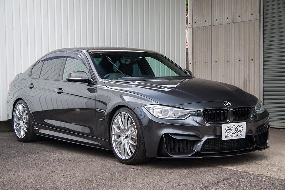 H25年 BMW 320i Mスポーツ カスタム 76000㎞ 車検2年3月 196万円