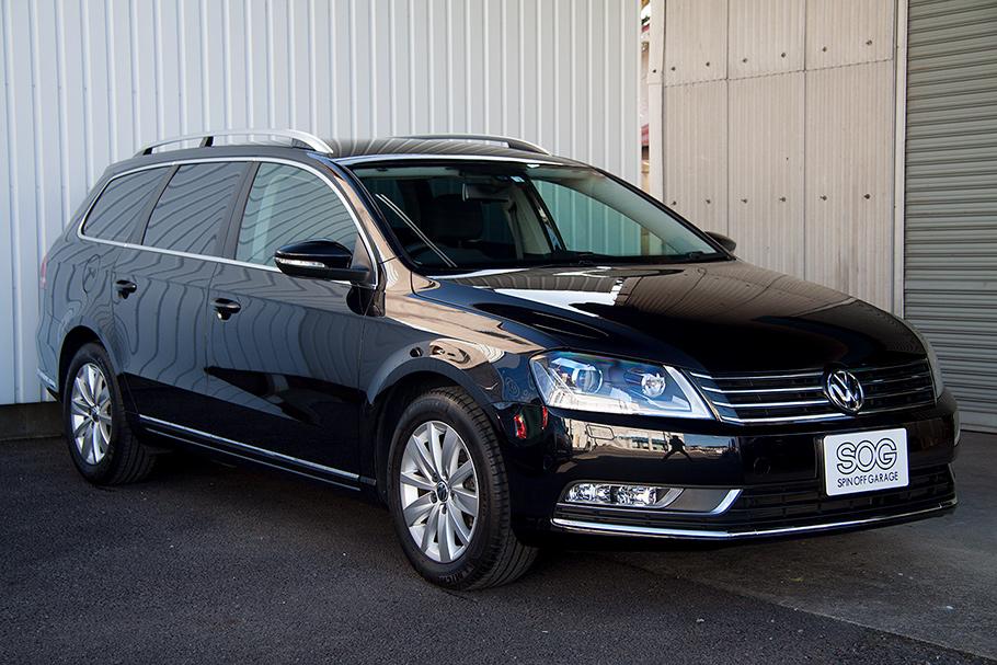H24年 VW Passat Variant TSI 1.4L コンフォートライン 44000㎞ 車検3年3月 108万円