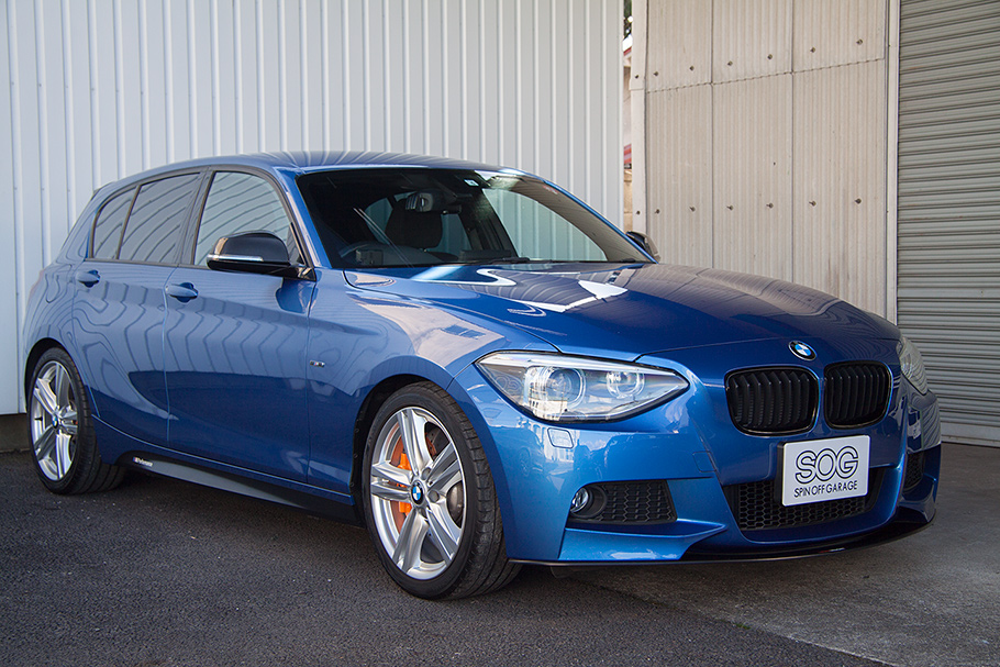 H25年 BMW 120i Mスポーツ カスタム 35000㎞ 車検3年6月