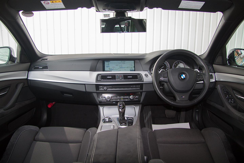 BMW 523i M Sport custom