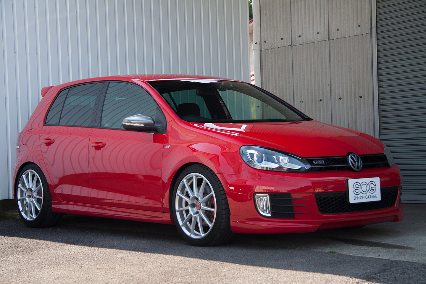 GOLF GTI DCC NEUSPEED 255ps custom