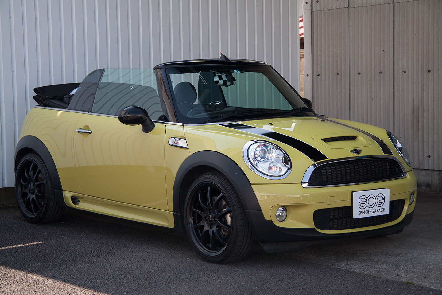 MINI Cooper S 6AT Convertible custom