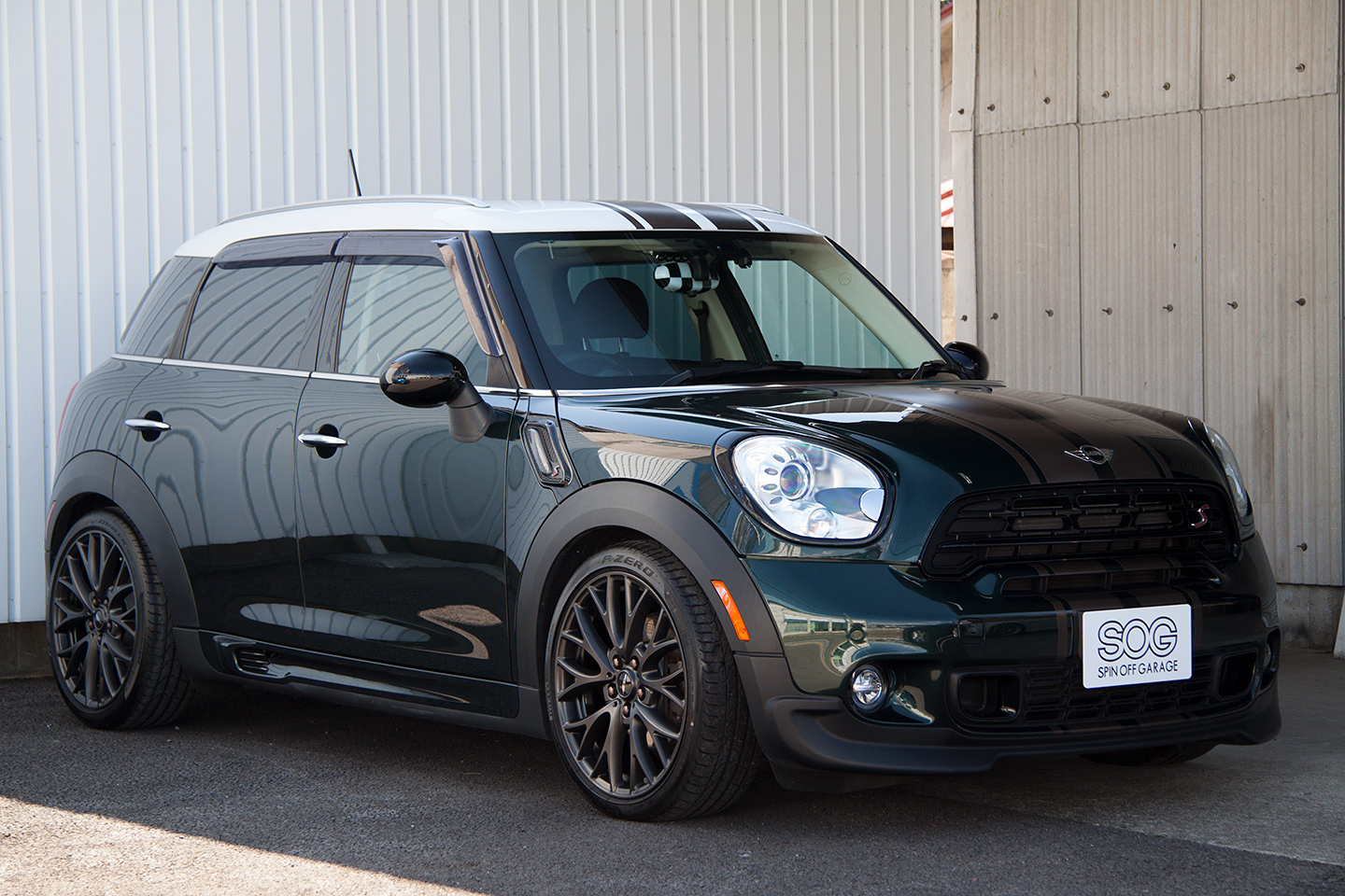 MINI Crossover Cooper S 6AT custom