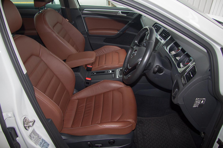 VW Golf Alltrack TSI 4WD アップグレードパッケージ