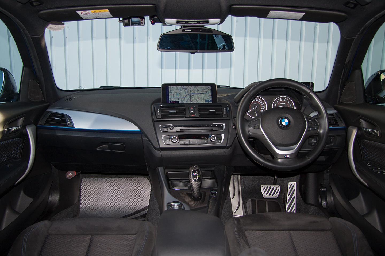 BMW 120i M-Sports custom