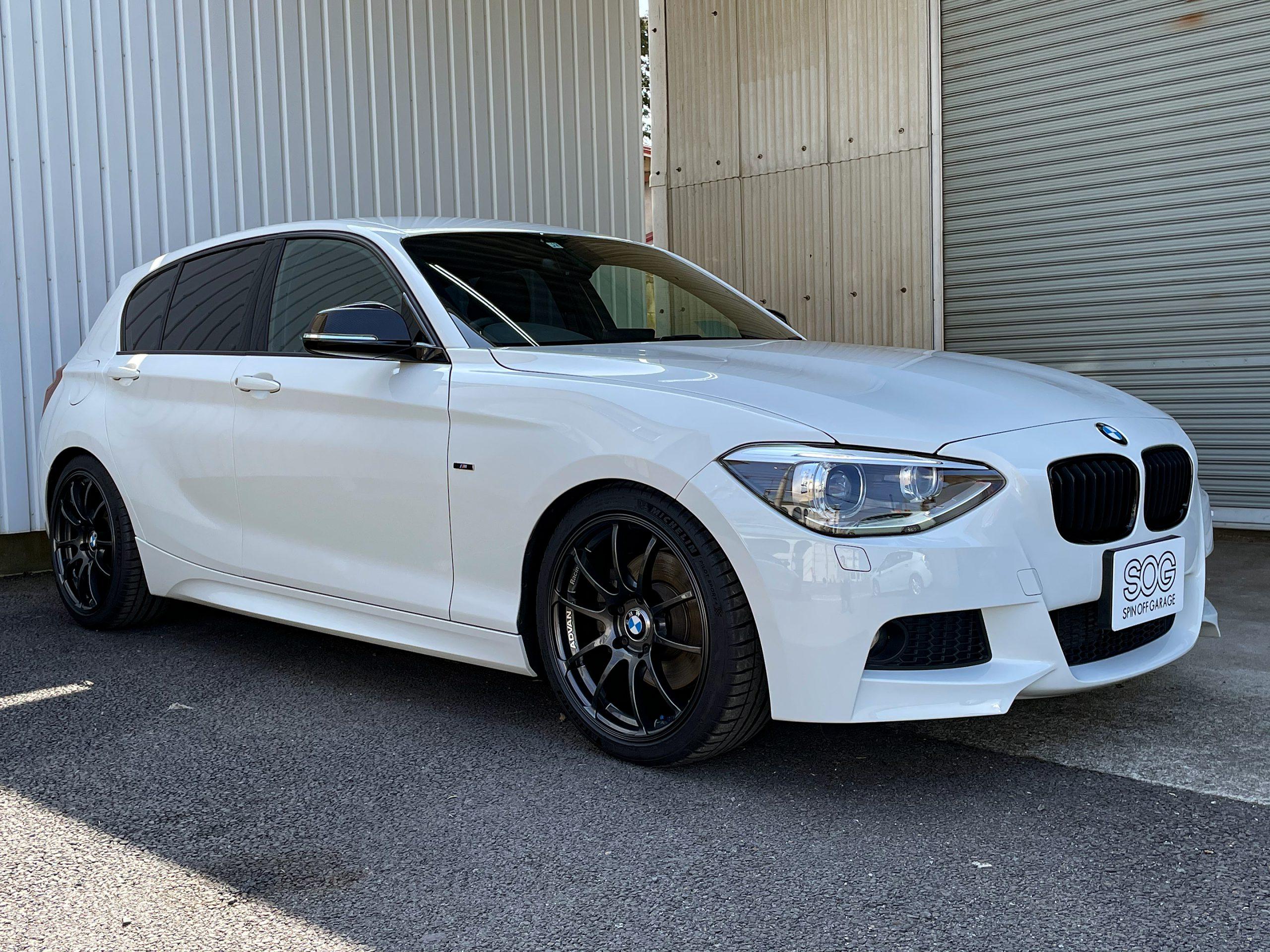 BMW 116i M Sport custom