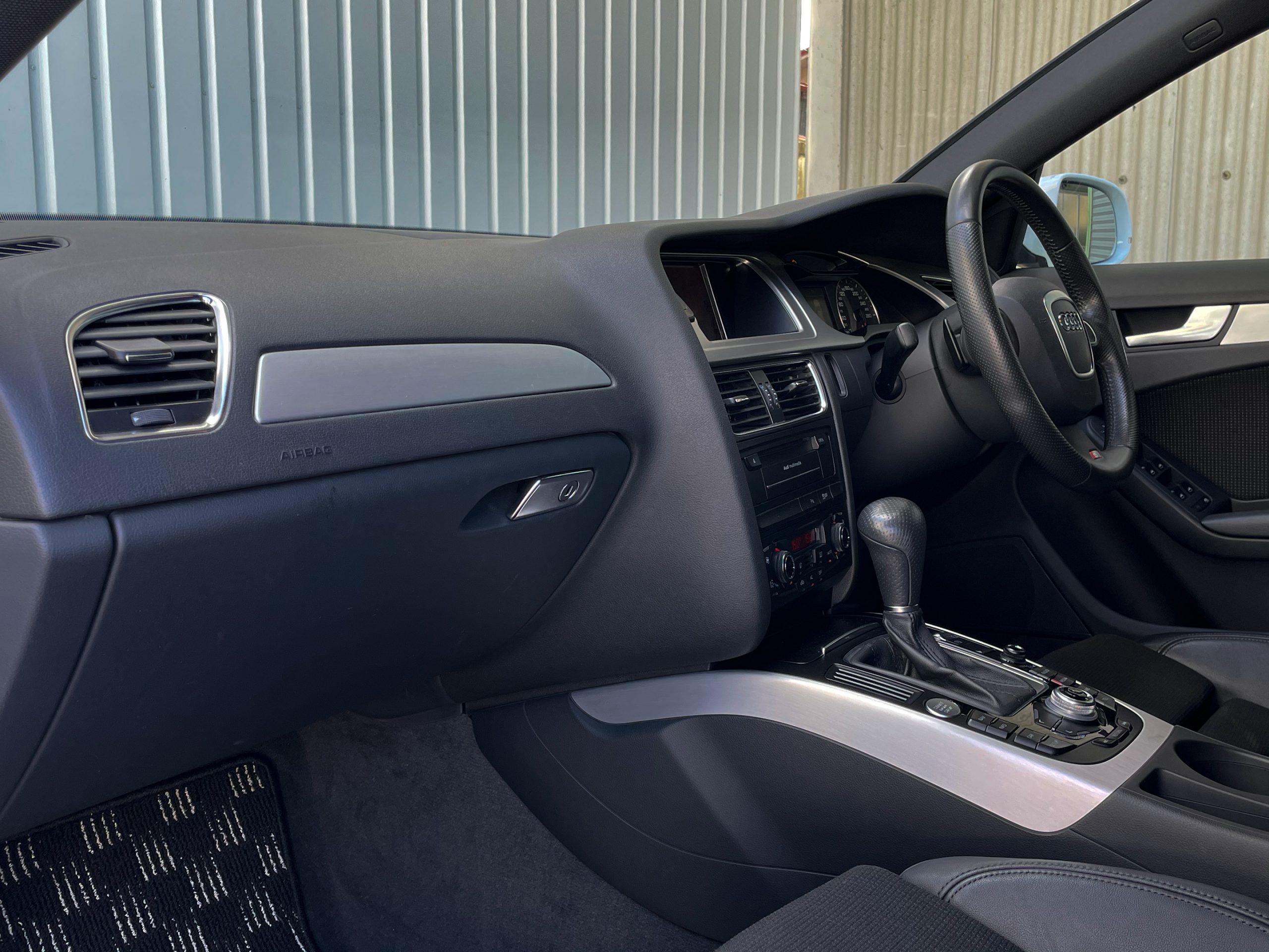 Audi A4 Avant 2.0TFSI S-line package