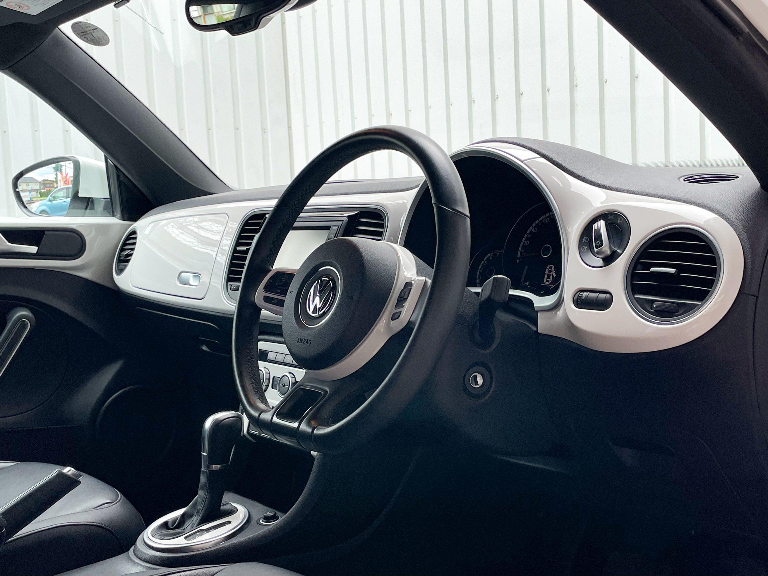 VW The Beetle デザインレザーパッケージ