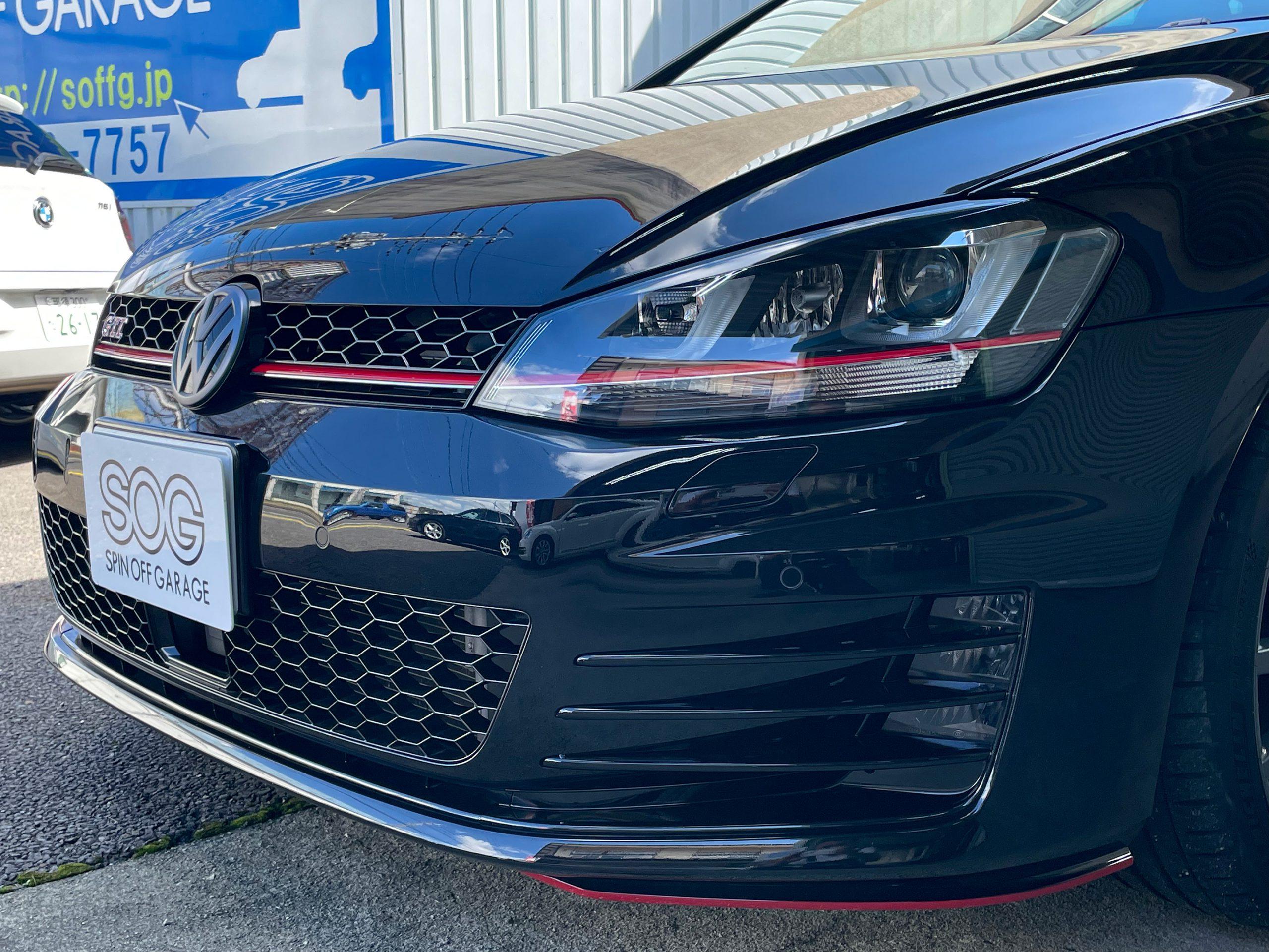 VW Golf TSI 2.0 GTi custom